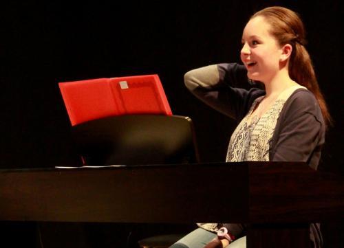 Allieva pianoforte