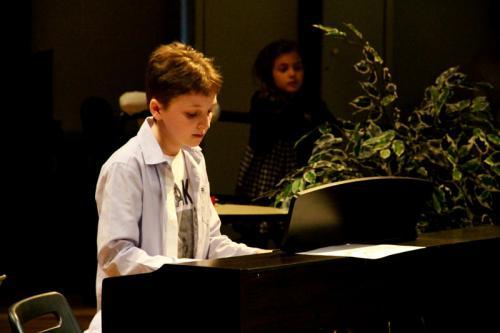 Allievo pianoforte