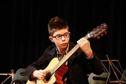 Allievo chitarra