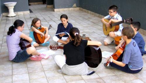 Chitarra sudamericana
